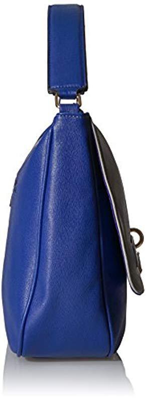 a314b75bee7 Lyst - U.S. POLO ASSN. Us Polo Association Robinson Hobo in Blue