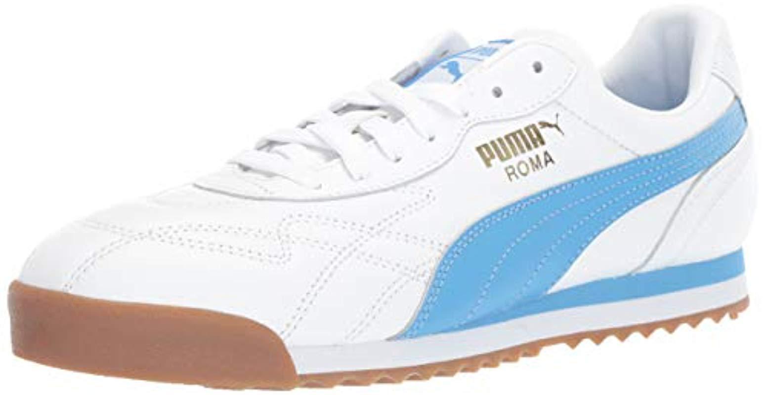 PUMA Roma Anniversario Sneaker in Blue