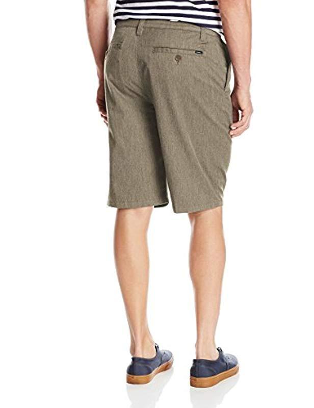 475fd50cb6 Lyst - O'neill Sportswear 22 Inch Outseam Classic Walk Short for Men
