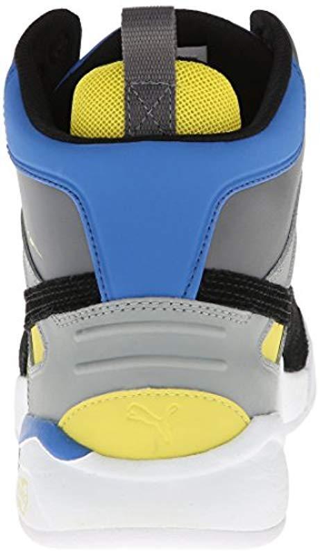 a39d9c039d521 Lyst - PUMA Ftr Trinomic Slipstream Lite Sneaker, Steel Grey/black ...