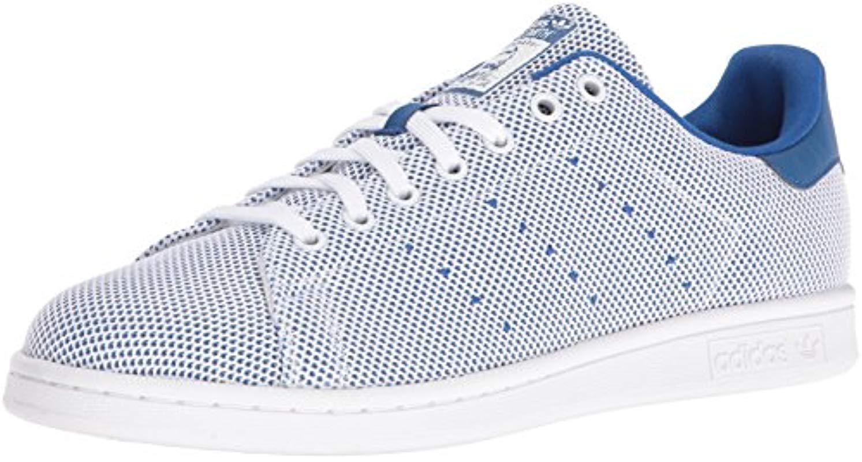 separation shoes 1e0ca f239b adidas Originals. Mens Blue Stan Smith Adicolor Running Shoe