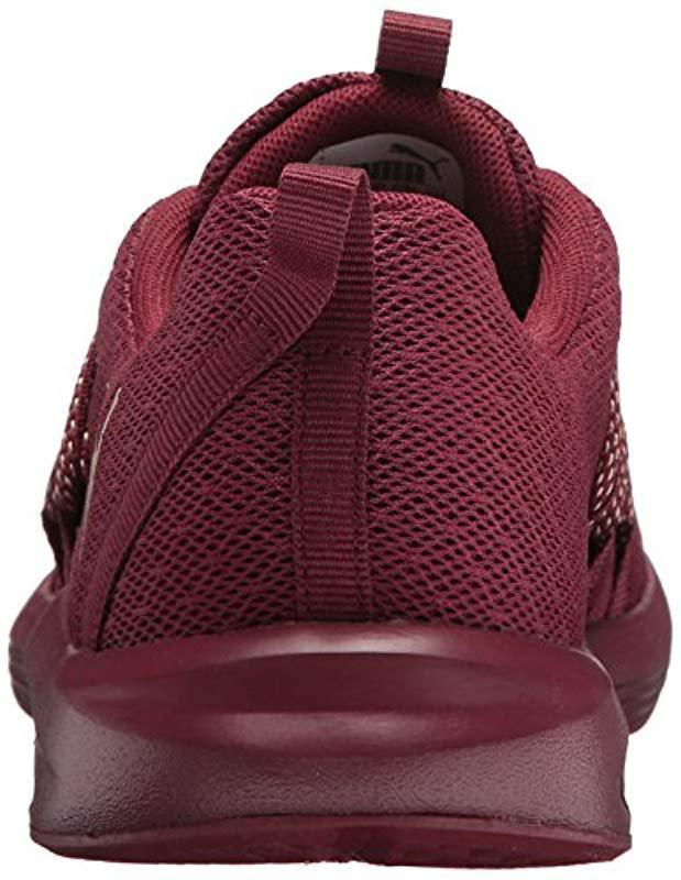 Lyst - PUMA Prowl Alt Knit Mesh Wn Sneaker in Red - Save 26% c4c820436