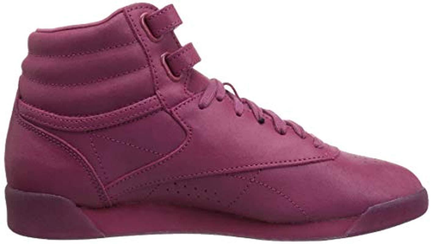 b54c9c3c65cef Women's Purple 's F/s Hi Sneaker