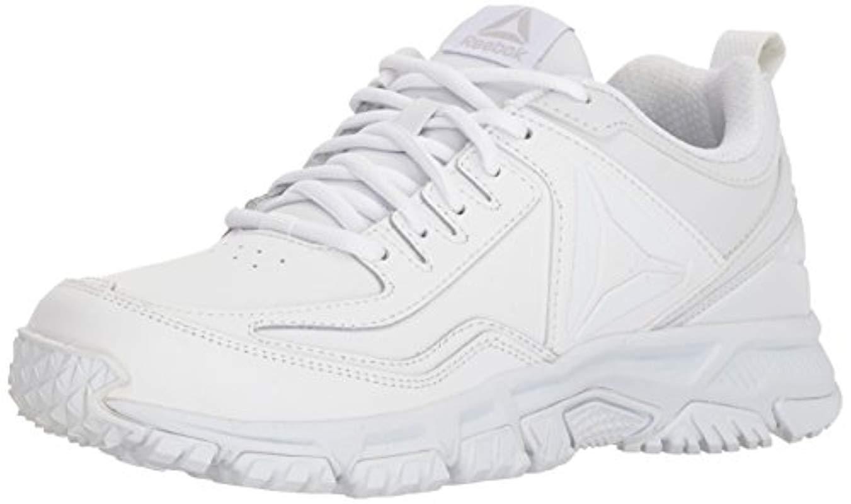 Lyst - Reebok Ridgerider Leather Sneaker in White for Men - Save 8% 23ff2f89e