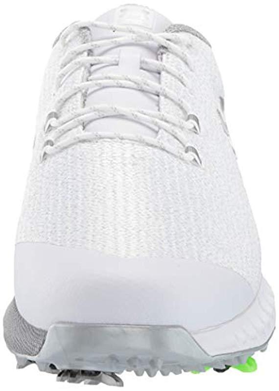 Under Armour Hovr Drive Woven Golf Shoe