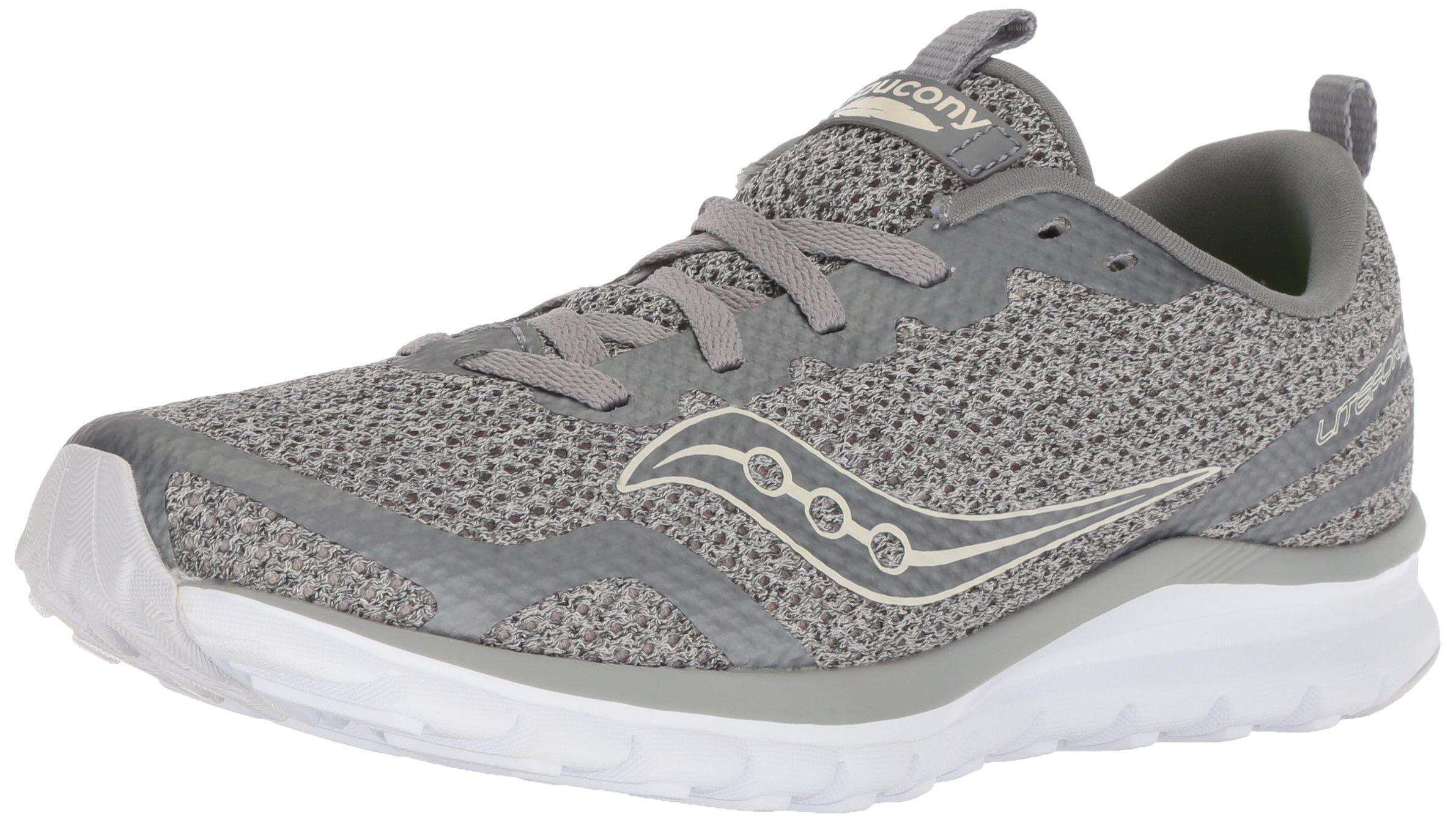 Saucony Liteform Feel Sneaker in Grey