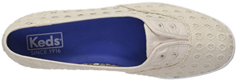 e4bfb005863 Lyst - Keds Chillax Mini Eyelet Mesh Fashion Sneaker in Natural