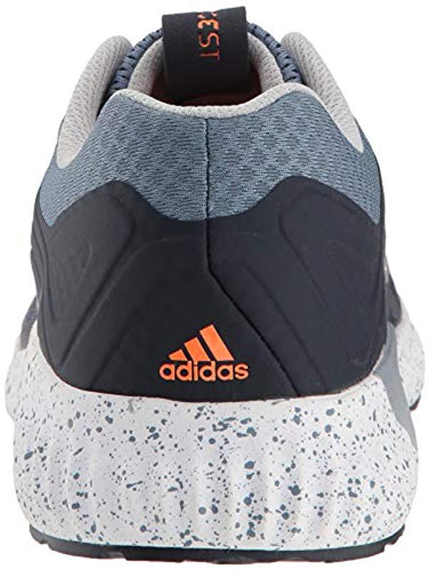 best authentic aeda6 f2e93 Lyst - adidas Originals Aerobounce St 2 Running Shoe in Blue for Men - Save  21%