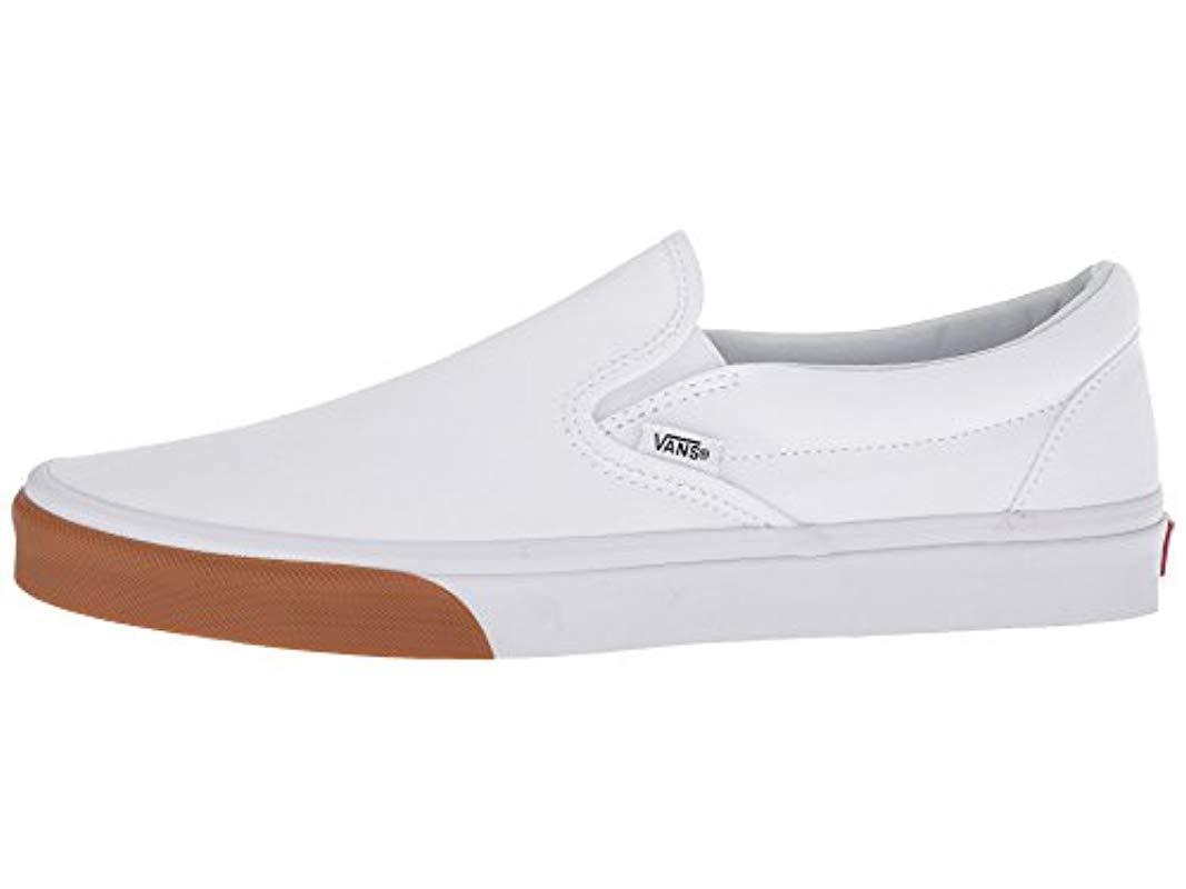 Vans Classic Slip-on Shoes (gum Bumper