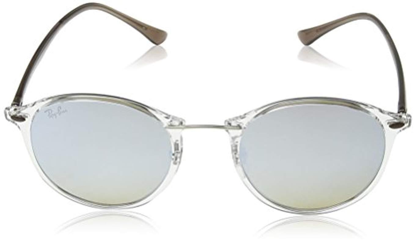 faa65de20ab Ray-Ban - Multicolor Rb4242 Round Ii Light Ray Sunglasses for Men - Lyst.  View fullscreen
