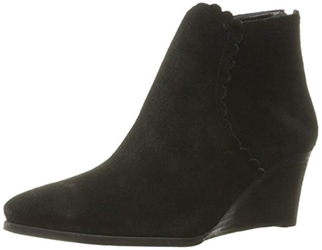 bd321b90655d Lyst - Jack Rogers Emery Suede Boot in Black - Save 62%