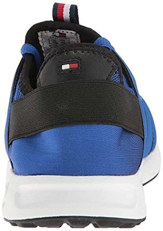 f06ff6d6706d41 Tommy Hilfiger - Blue Lopez Shoe for Men - Lyst. View fullscreen