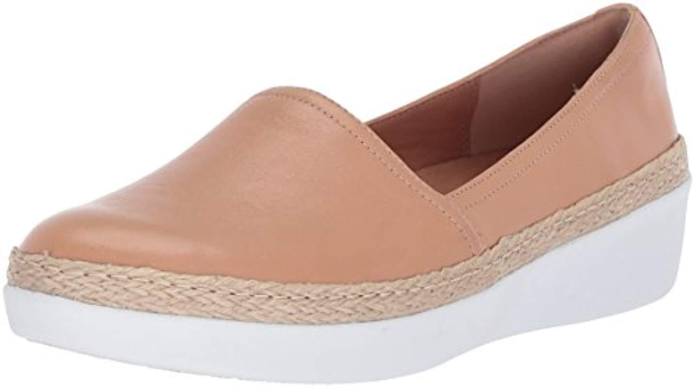 117afd52dbd Lyst - Fitflop Casa Loafers Sneaker - Save 38%
