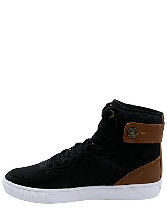 34150c81 Levi's Jeffrey Hi 501 Core Sneaker in Blue for Men - Lyst