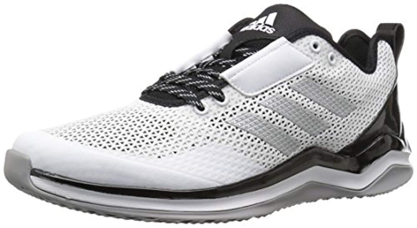 new concept 984e3 9f510 adidas. Men s Metallic Speed Trainer 3 Shoes
