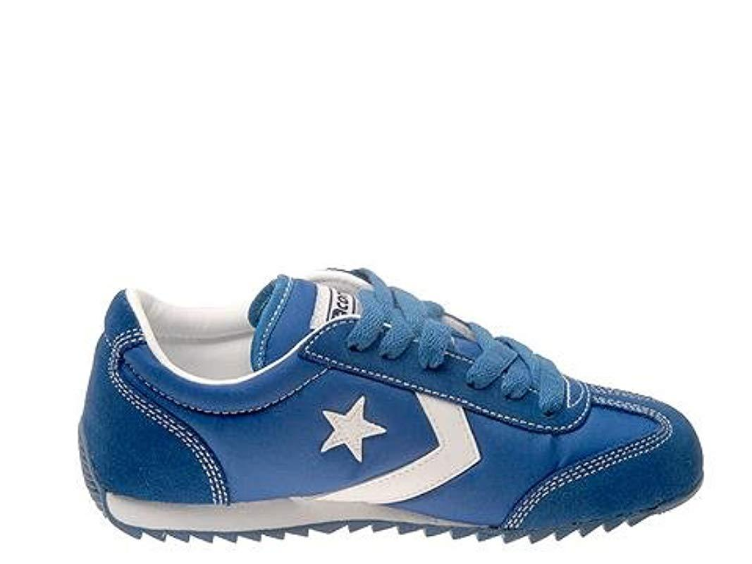Converse Synthetic Nylon Trainer Ox Style # 1j878 S 1j878 in Blue ...