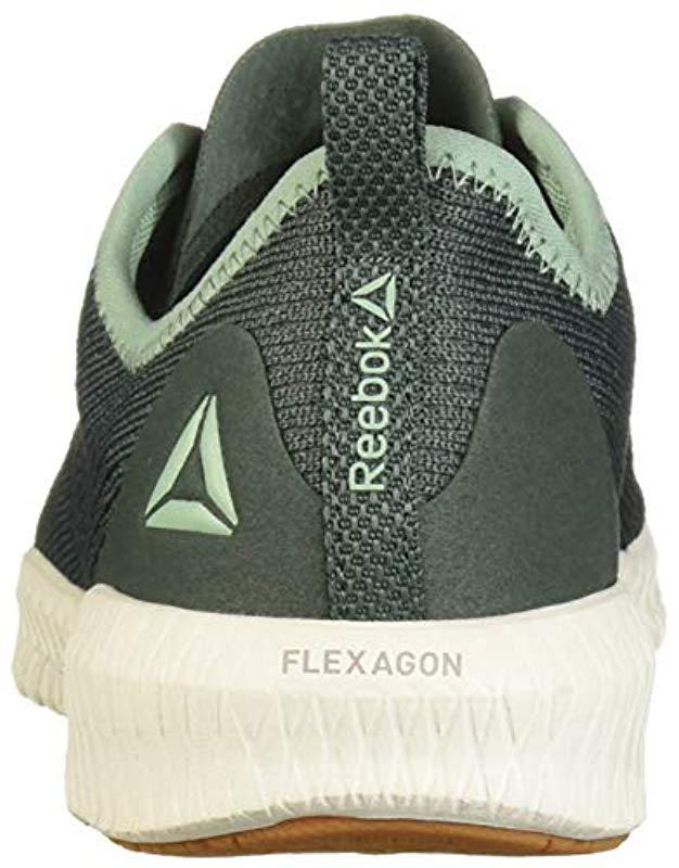 ff5763e4083b Lyst - Reebok Astroride Flex Cross Trainer in Green
