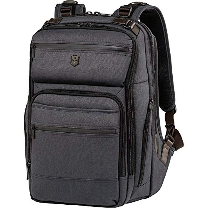 7440c7aefe Lyst - Victorinox Architecture Urban Rath Laptop Backpack in Gray ...