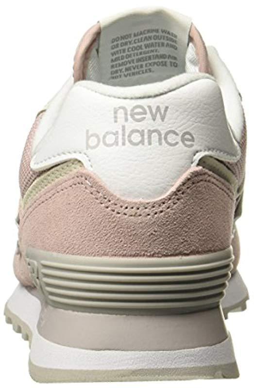 new balance 574v2 rose