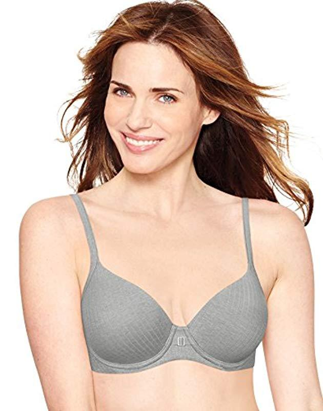 647fa91d0716f Hanes. Women s Ultimate Comfy Support Underwire Bra