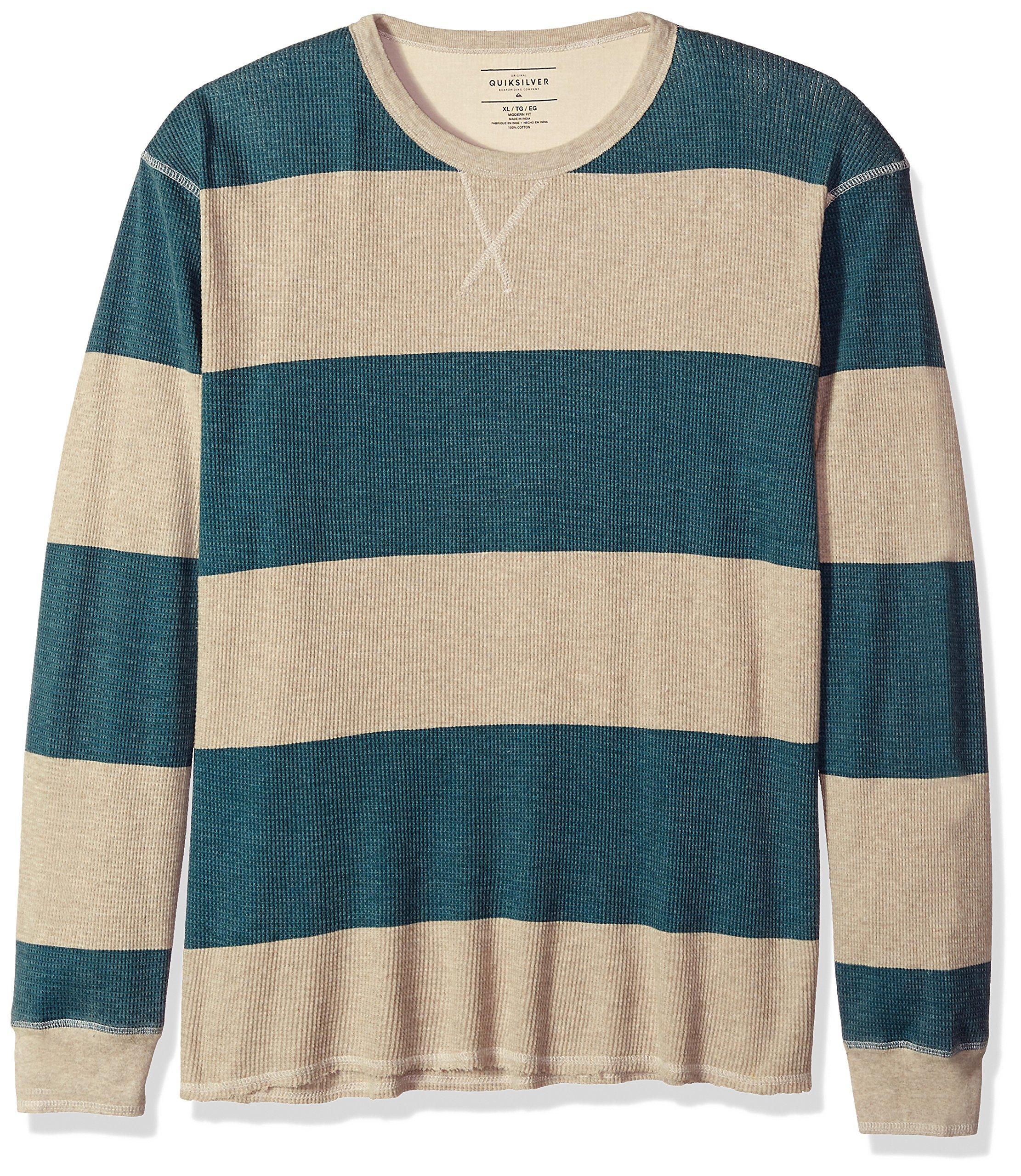Quiksilver Mens Sandberm Knit Shirt