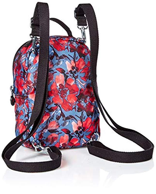 4379a5c971 Lyst - Kipling Womens Alber 3-in-1 Convertible Mini Bag Backpack - Save 58%