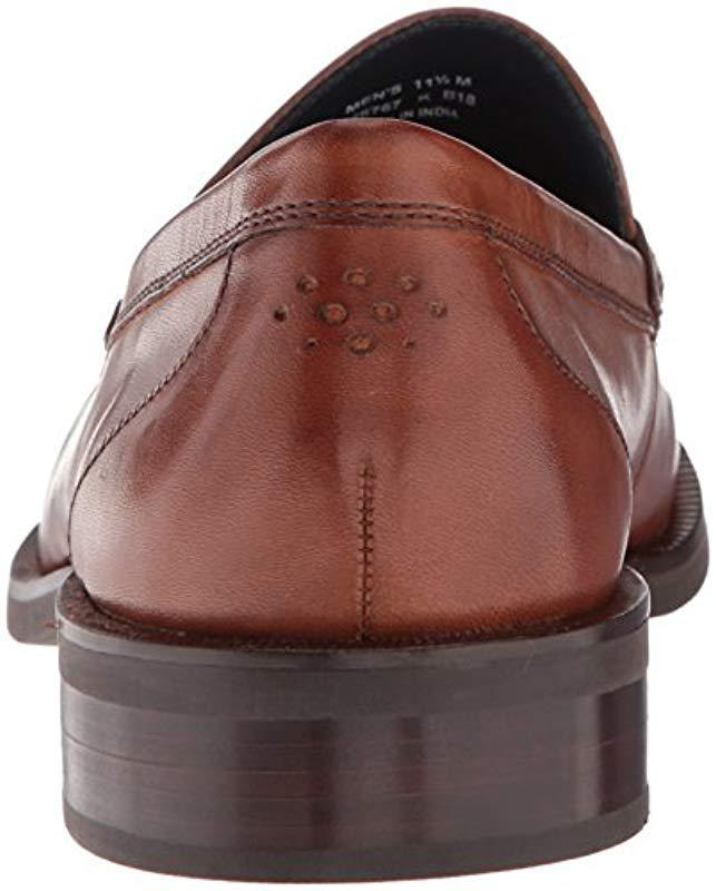 88025a2a395 Lyst - Cole Haan Pinch Sanford Penny Loafer in Brown for Men - Save 23%