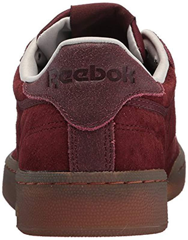 dba0b9bc51b72 Lyst - Reebok Club C 85 G Sneaker for Men - Save 32%