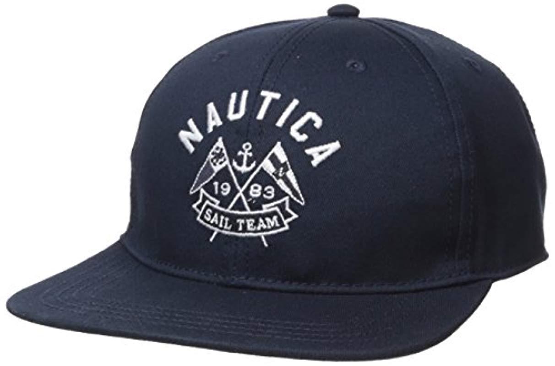 6681c8d00fc55f Lyst - Nautica Stretch Signature Logo Cap Hat in Blue for Men - Save 18%