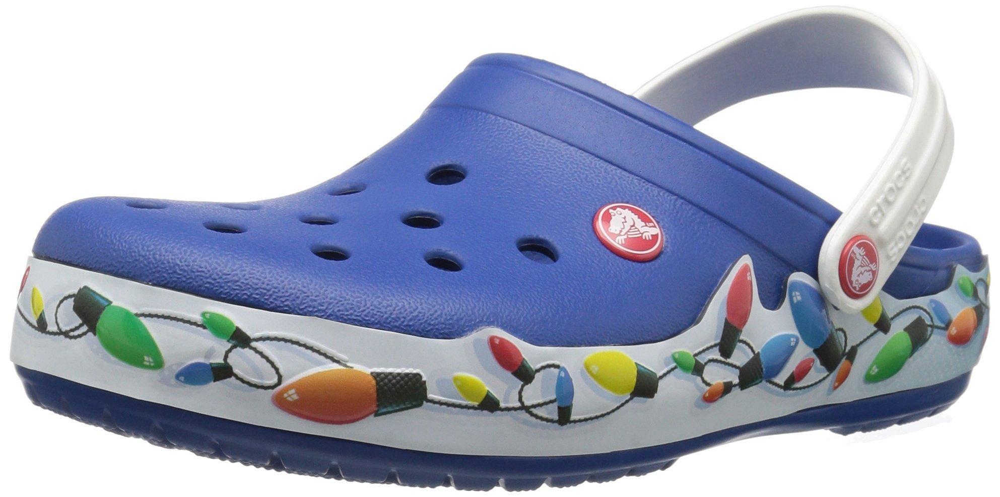 Crocs™ Crocband Holiday Lights Clog