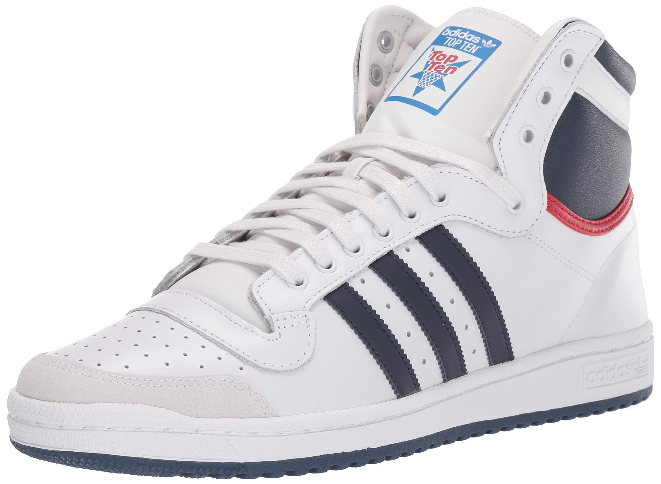 adidas Originals Leather Top Ten Hi High-top sneakers for Men ...
