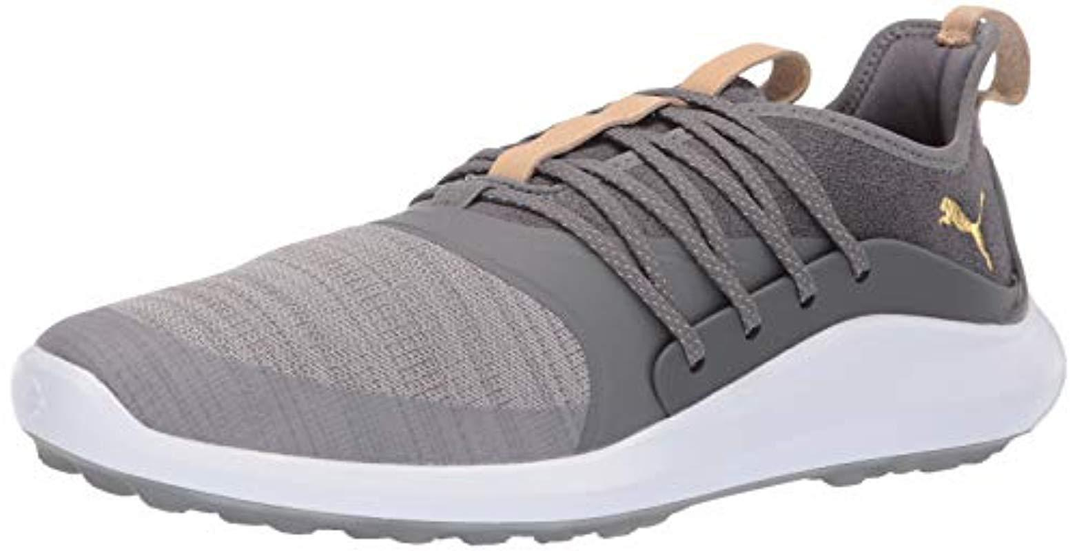 4ecbe7a7cdab2 Men's Gray Ignite Nxt Solelace Golf Shoe
