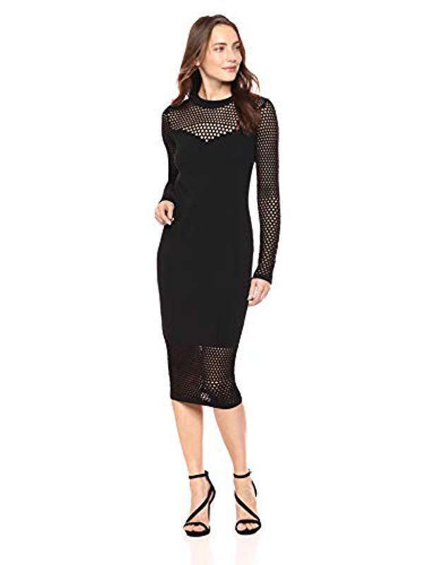 Decoy Sweater Date Night Dress
