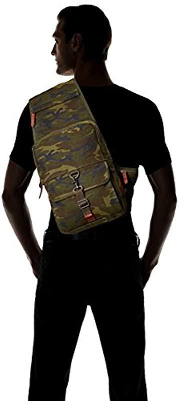 b98e8308f4 Lyst - Alternative Apparel Urban 13 Inch Computer And Tablet Sling ...