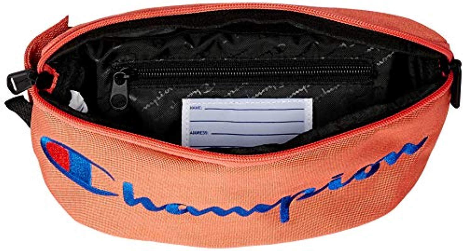 6edf7e258ee8 Champion Multicolor Unisex-adult's Prime Sling Waist Pack for men