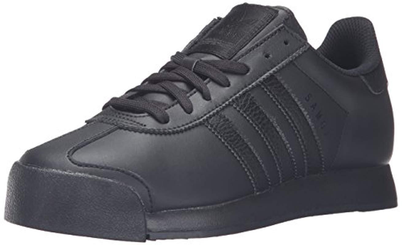 a4022618ae348 Adidas Originals Samoa Retro Sneaker Running Shoe, Black, ((10 M Us) for men