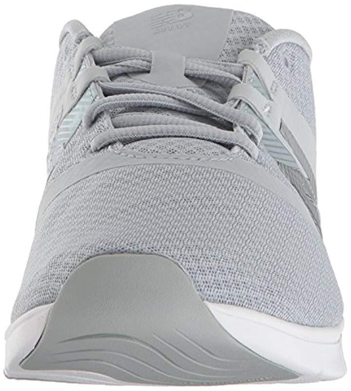 611v1 Cush + Cross Trainer, Grey