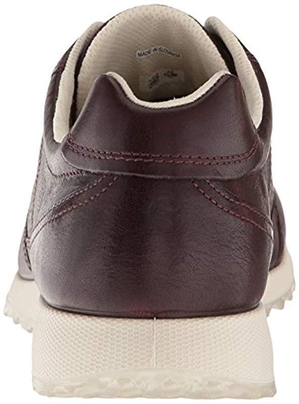 1e585ad077b6 Ecco - Multicolor Sneak Retro Tie Fashion Sneaker - Lyst. View fullscreen
