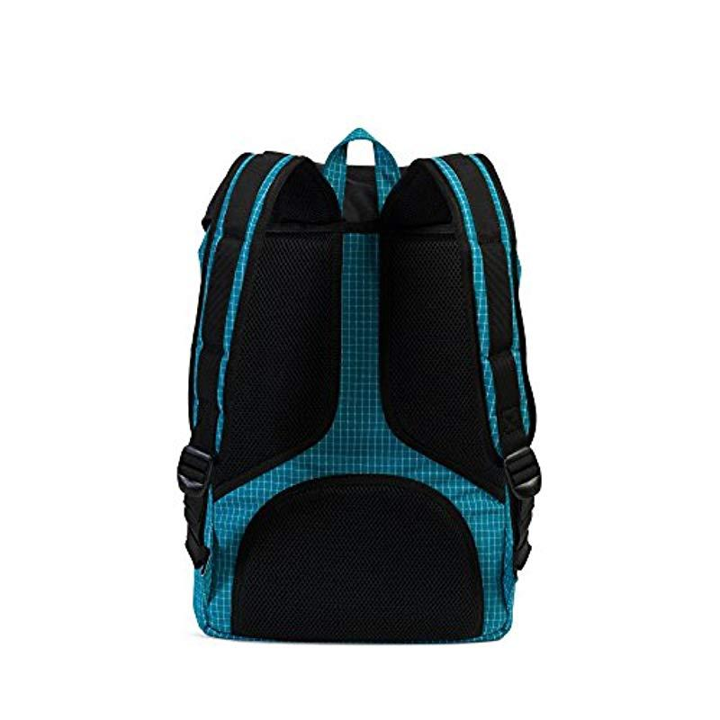 857e9f3a810 Black Little America Mid-volume Backpack for Men - Lyst. View fullscreen