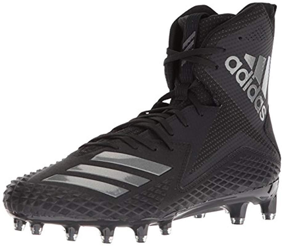 6a94f123e Lyst - adidas Freak X Carbon Mid Football Shoe in Black for Men ...