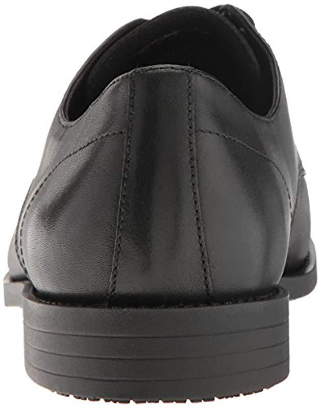 df2017178ccb Lyst - Dr. Scholls Dr. Scholl s Proudest Work Shoe in Black for Men - Save 2 %