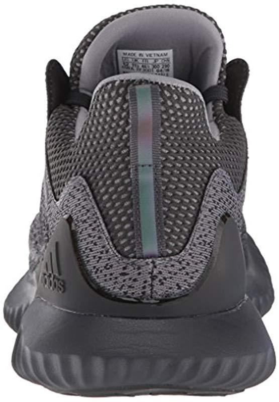 83809bbcd Adidas Originals - Black Alphabounce Beyond Running Shoe for Men - Lyst.  View fullscreen