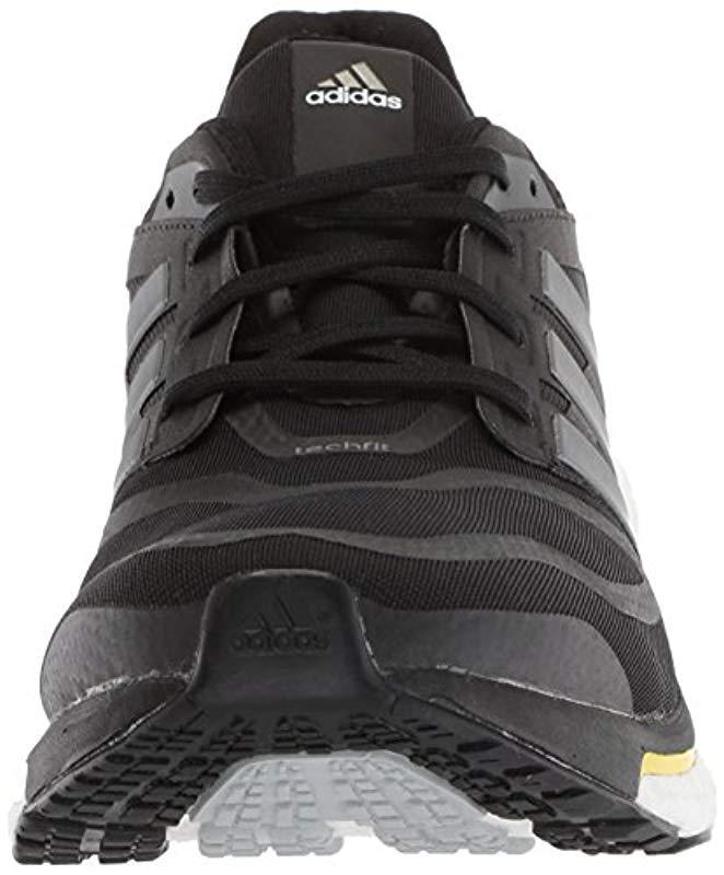 17f6b72c5b768 Men's Black Energy Boost M Running Shoe