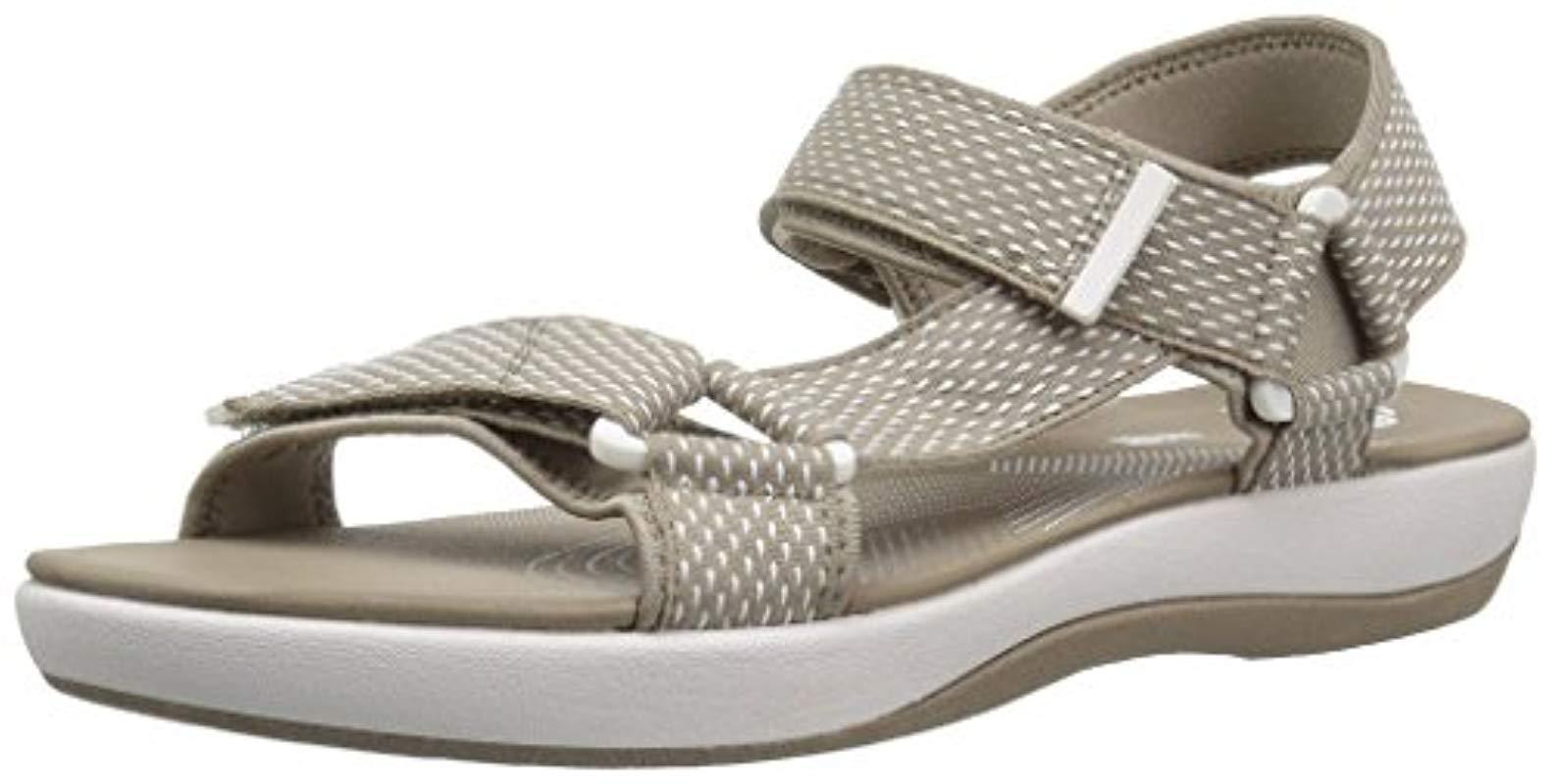 1a52e5a2da2 Lyst - Clarks Brizo Cady Flat Sandal - Save 60%