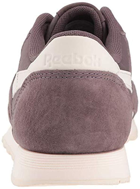 b580213a3e6a8 Reebok - Multicolor Classic Nylon Casual Shoe - Lyst. View fullscreen