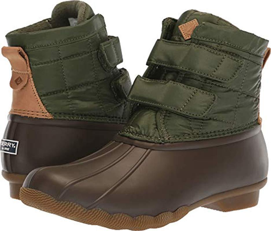 Sperry Saltwater Jetty Snow Boot