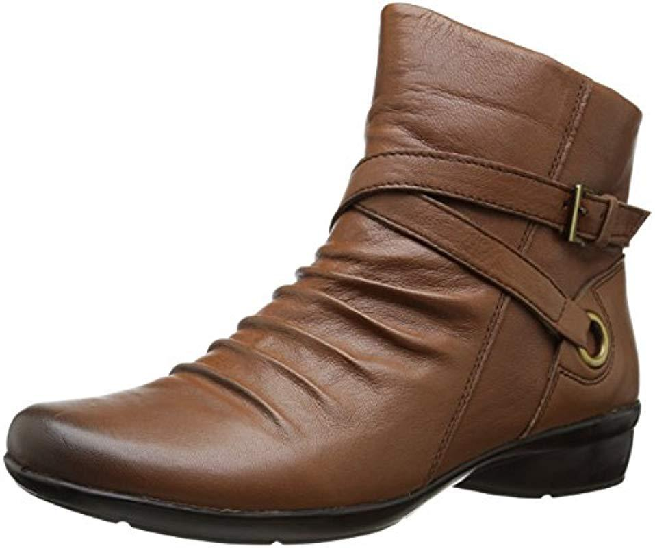 ca909b7a3e4 Lyst - Naturalizer Cycle Boot in Brown