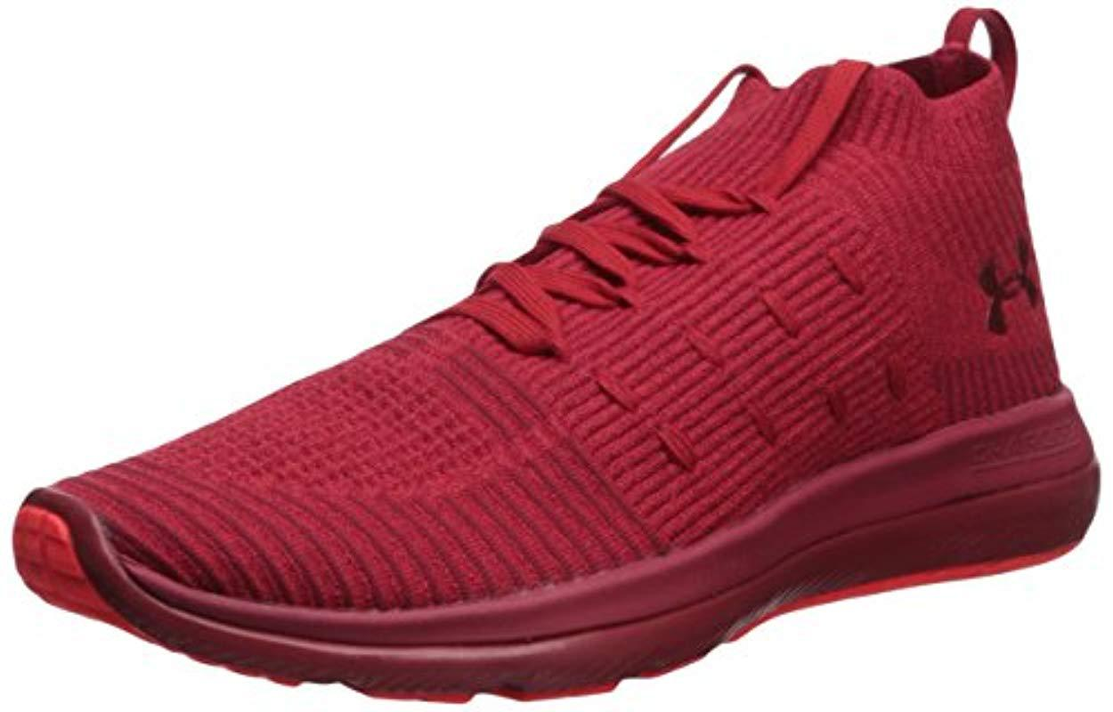 size 40 be8d3 99a2c Men's Red Slingflex Rise Sneaker