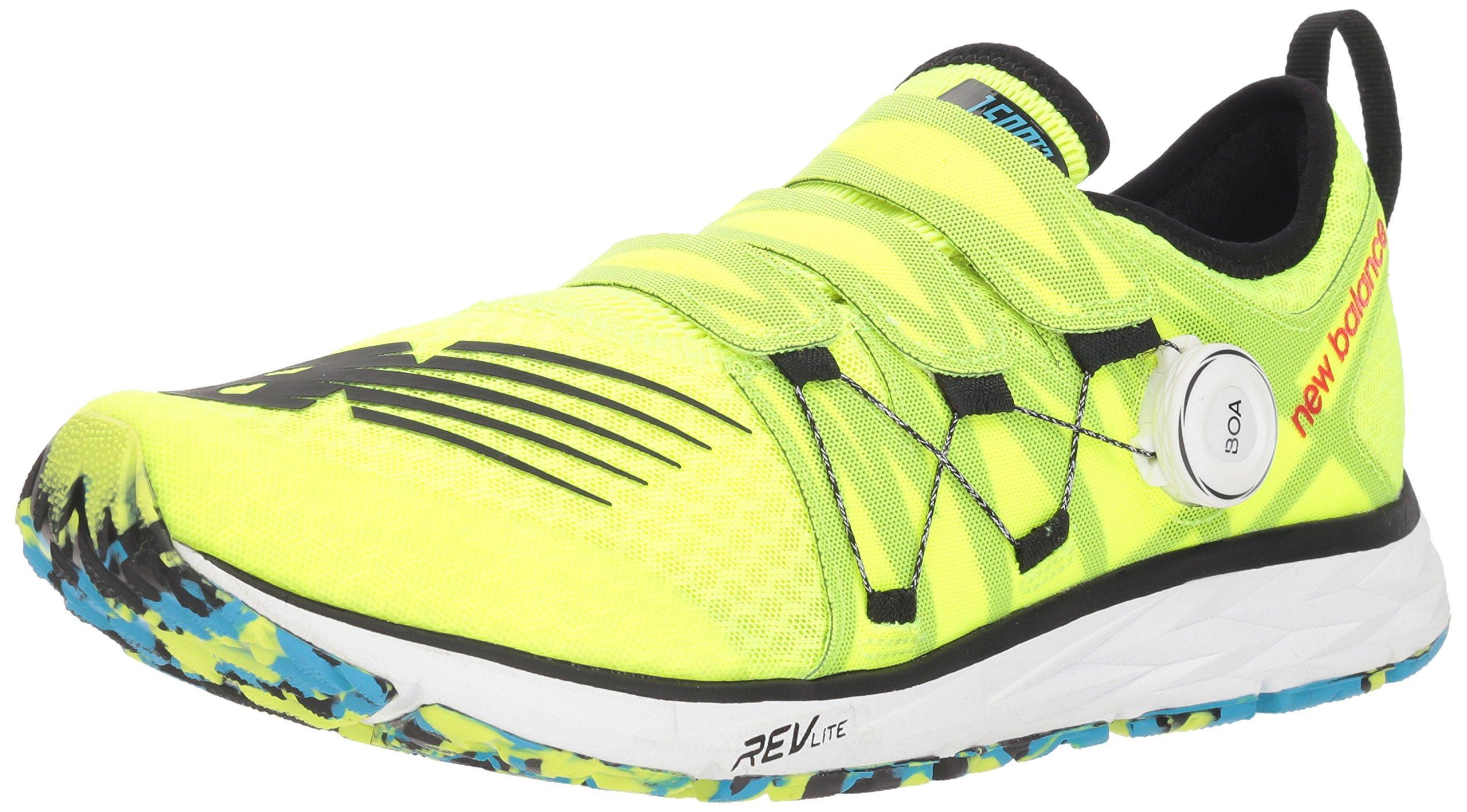 New Balance 1500 V4 Boa Running Shoe in Yellow/Black (Yellow) for ...