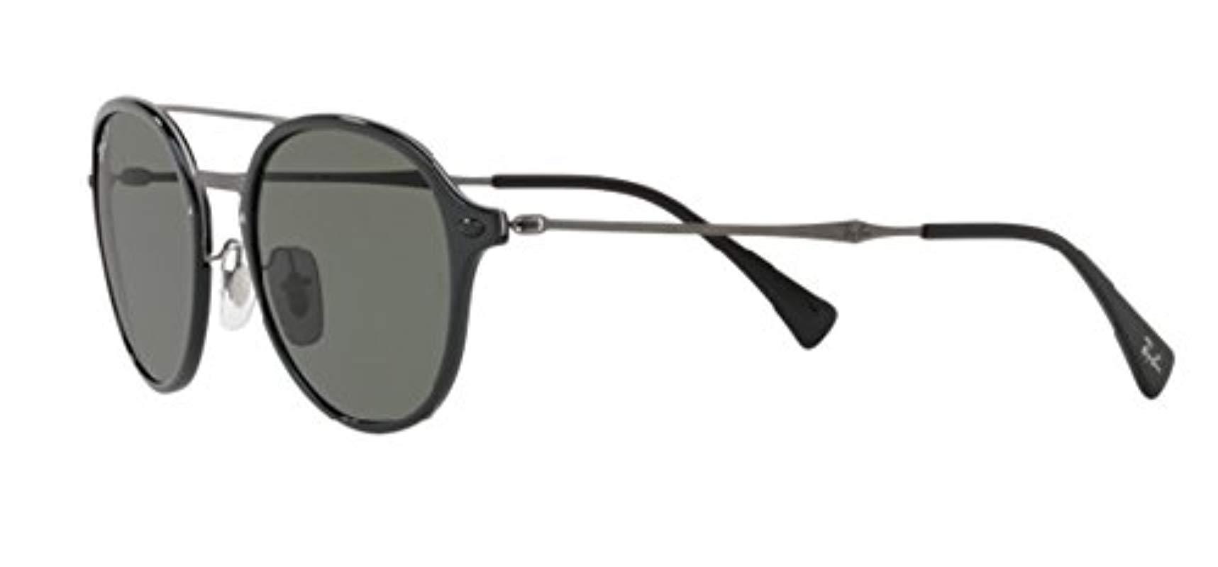 a79e4f9e3f Ray-Ban - Black Rb4287 Sunglasses for Men - Lyst. View fullscreen